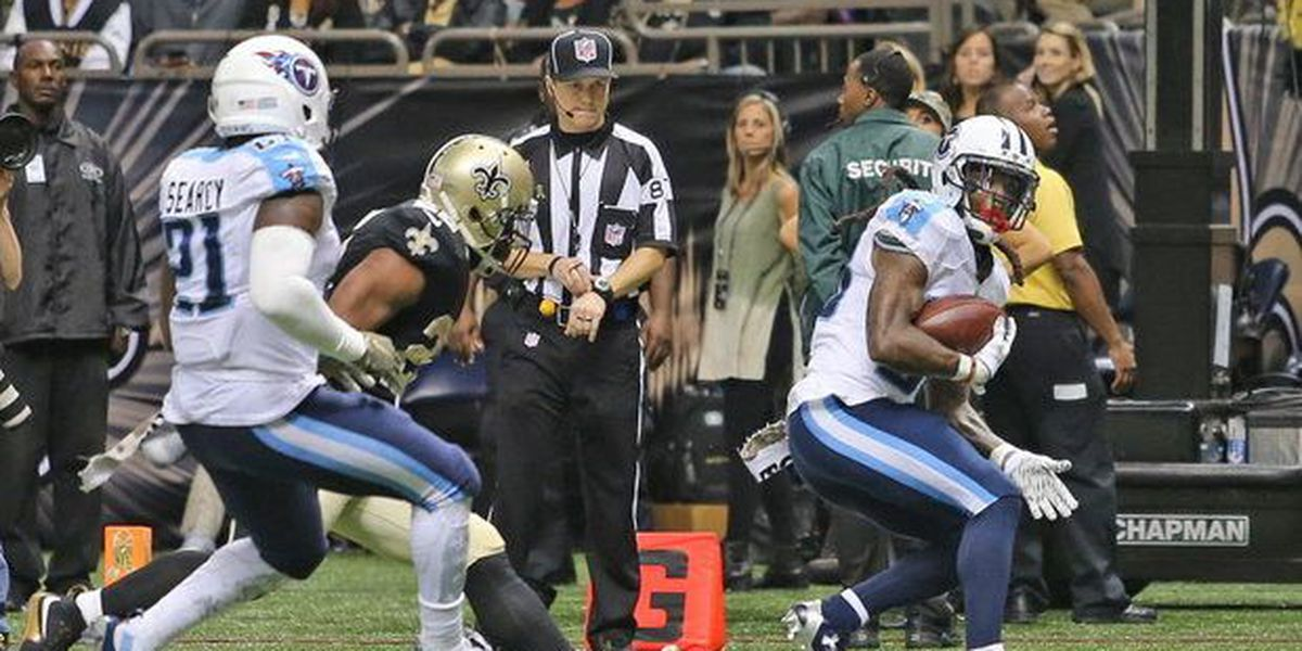 Saints sign cornerback in wake of Delvin Breaux injury, agent says