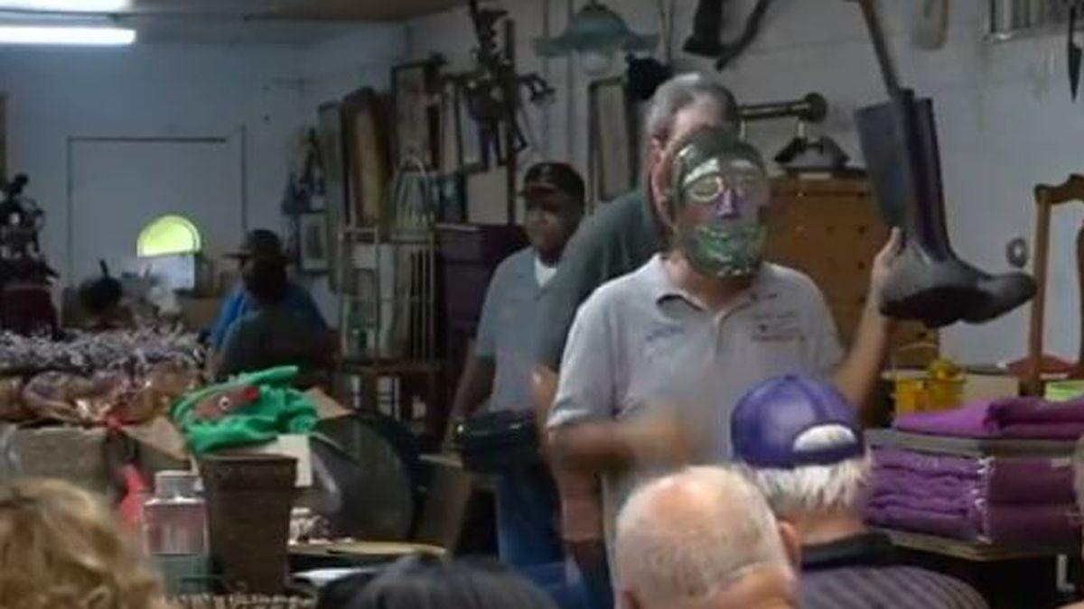 Heart of Louisiana: Nonc Bob's Auction House