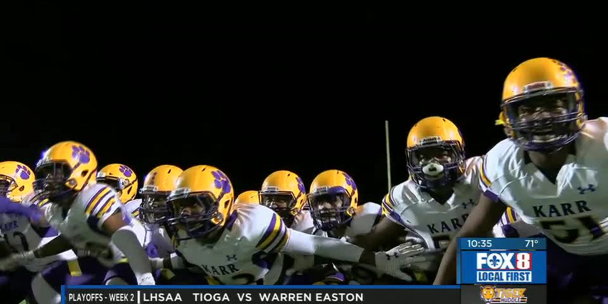 Karr blows out Carver, 48-13