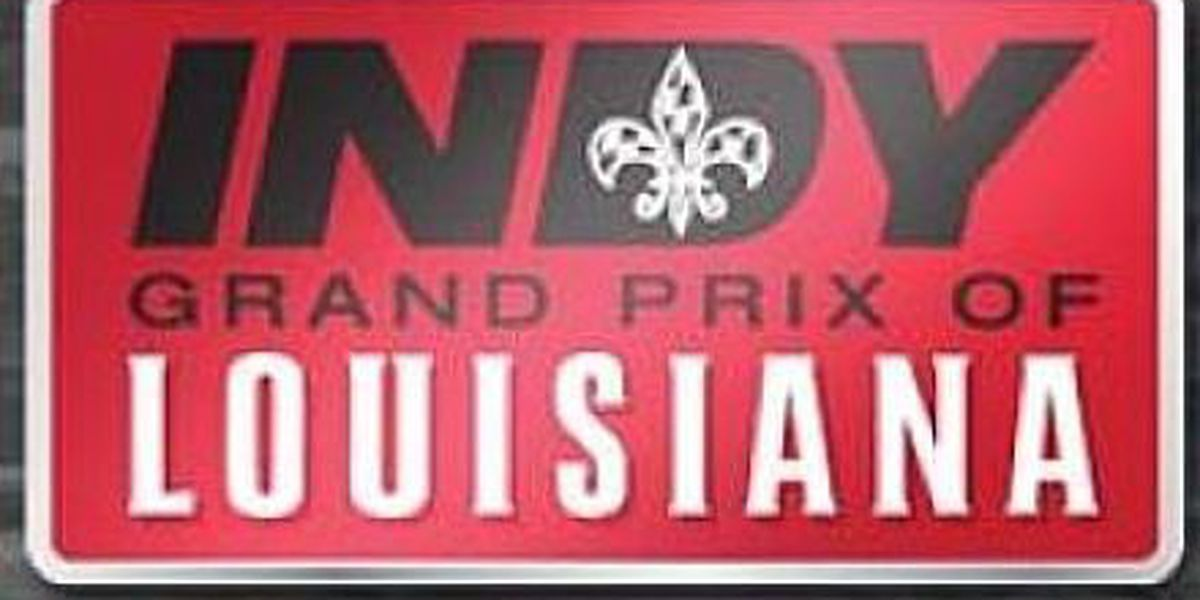 Indy Grand Prix of Louisiana Sunday schedule revised