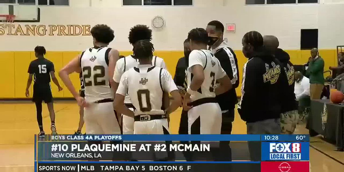McMain moves on in state playoffs with convincing win