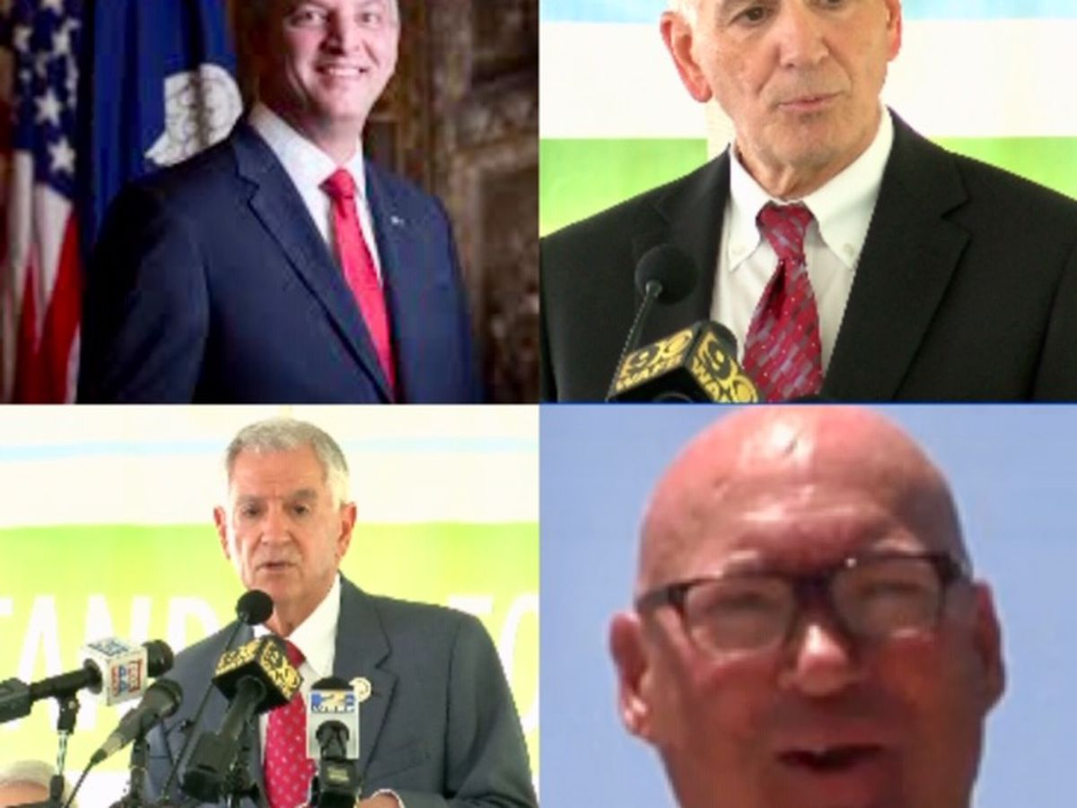 Race for Louisiana governor picks up steam