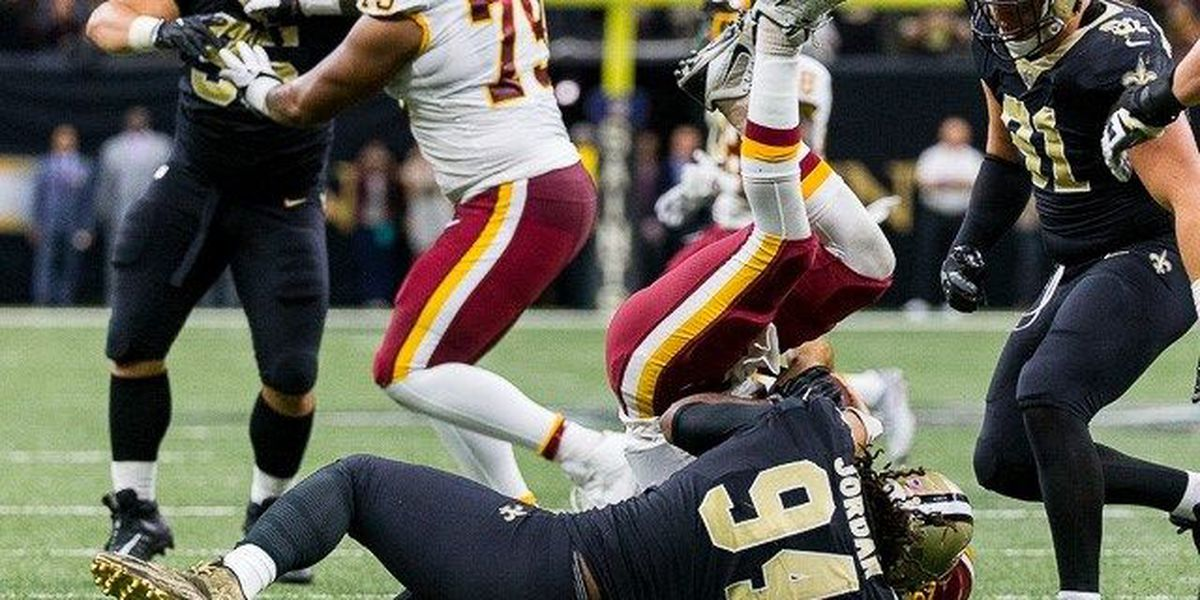 PHOTOS: A play-by-play of The Saints thrilling comeback