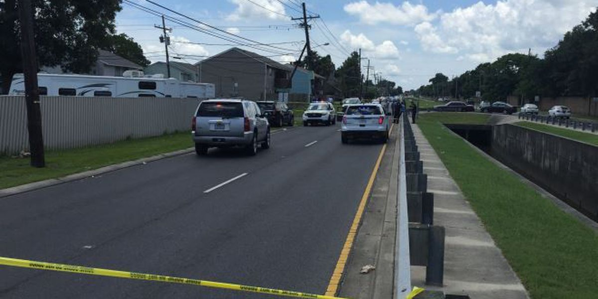 Man dead in Terrytown double shooting