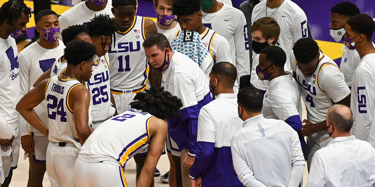 Wade wants to prevent LSU's defeat to Alabama from causing additional losses