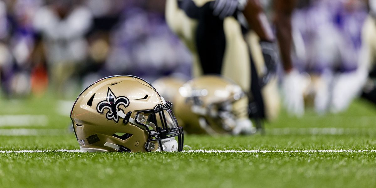 Saints Inactives vs Rams