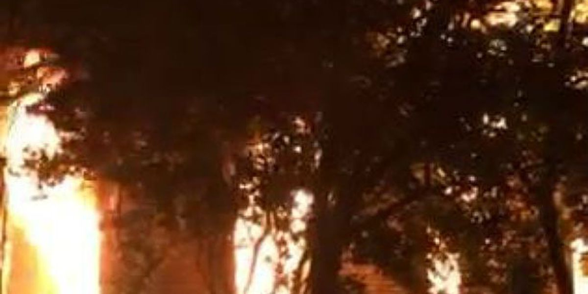 Luling family loses everything after lightning strike sparks fire
