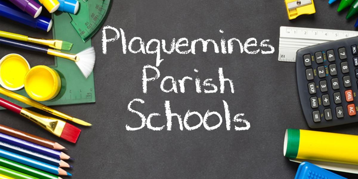 Plaquemines Parish re-opening plan