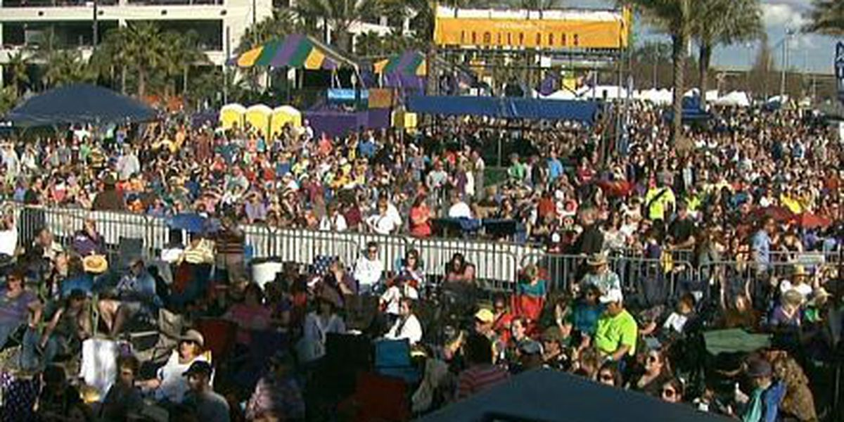 Family Gras 2015 shatters records