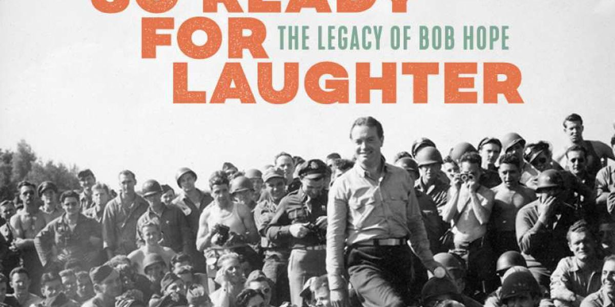 Exhibit honoring comedian Bob Hope to open at WWII Museum