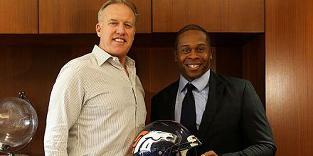 New Orleanian Vance Joseph named Denver Broncos Head Coach