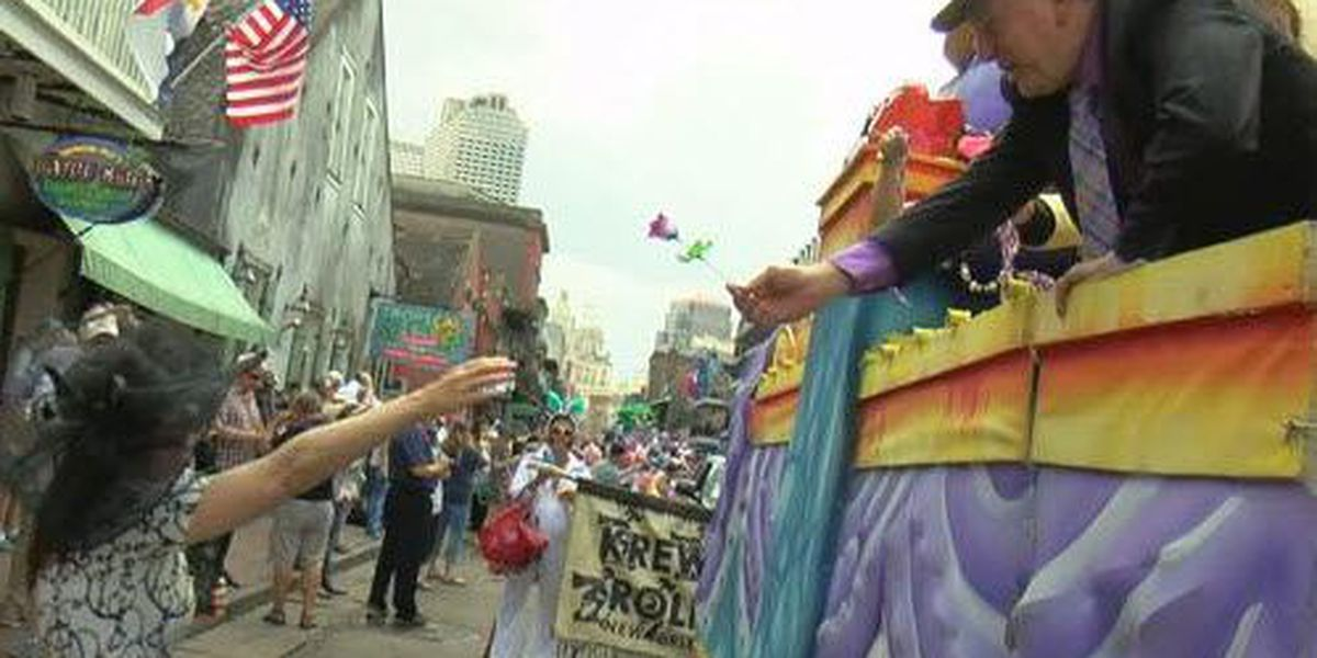 Many flock to French Quarter to celebrate Easter