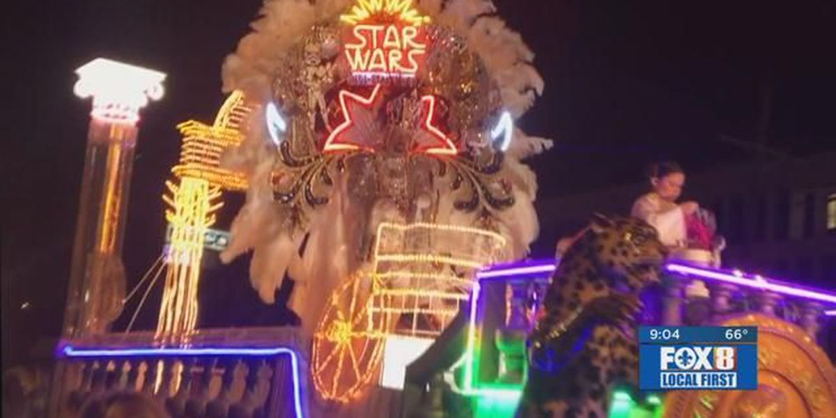 Jefferson Parish weighs parade options with wet weekend a possibility