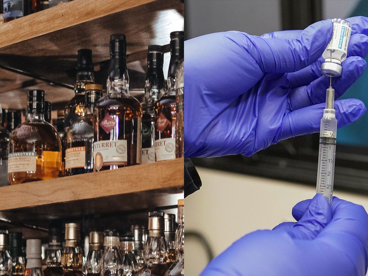 New Orleans bar offering free shots of booze if you get a J&J vaccine