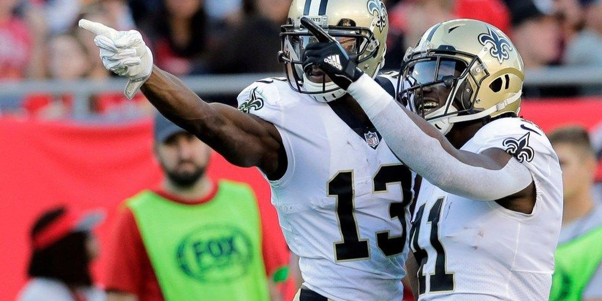 Saints lose to the Bucs; will host Panthers in the playoffs