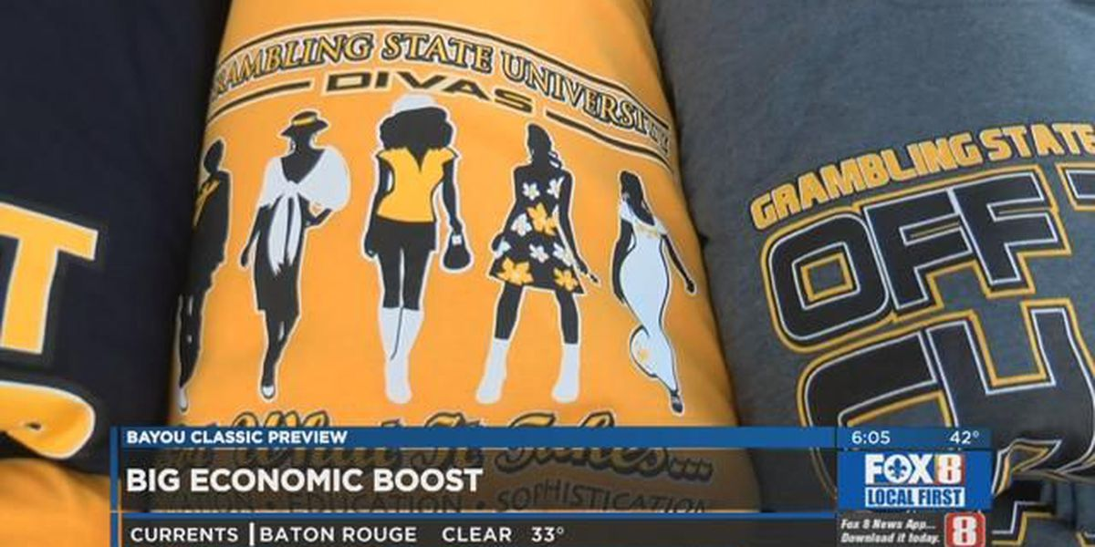 45th Bayou Classic expected to bring 200k visitors to city
