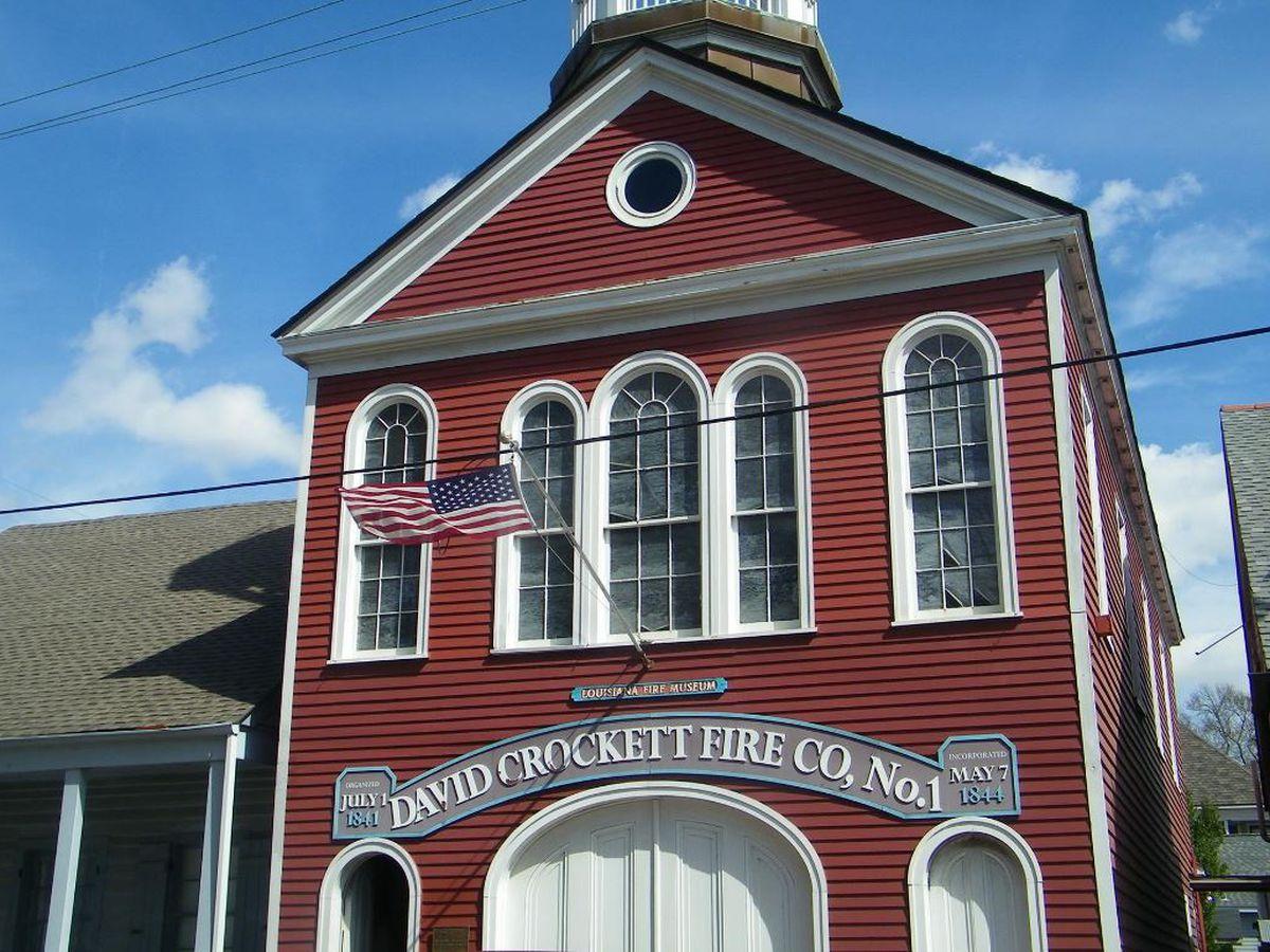 Heart of Louisiana: David Crockett Fire House