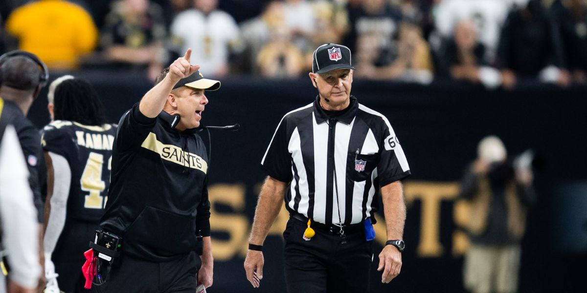 VIDEO: BYU fans heckle NFC Championship referee BIll Vinovich