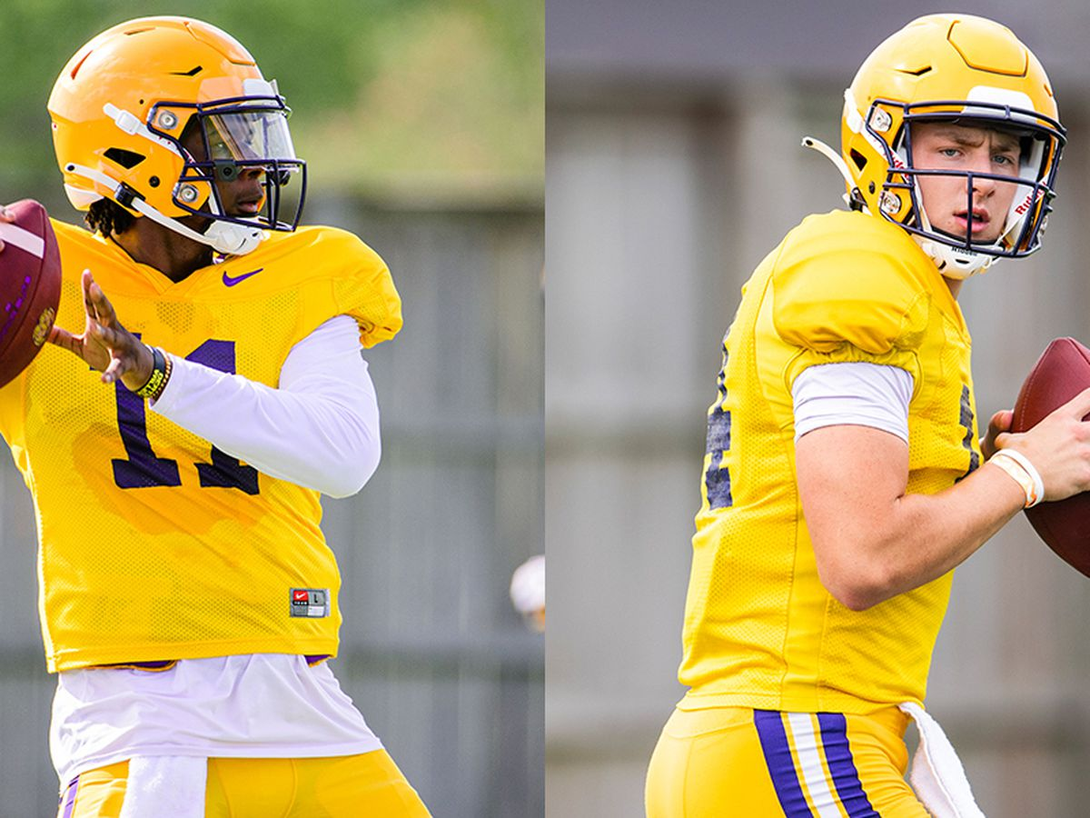 QB disparity serves as one of the widest gaps in LSU-Alabama matchup