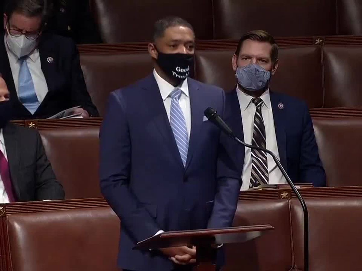 'We told you so. Richmond out': New Orleans congressman remarks during second impeachment debate