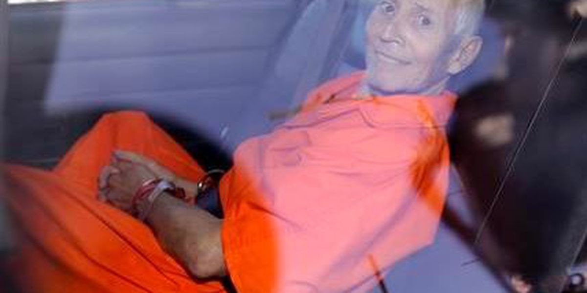 Robert Durst remains in New Orleans, hearing set for Monday