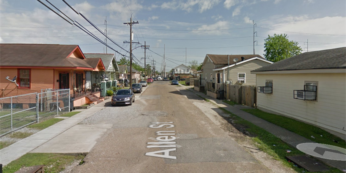 13-year-old girl hit by gunfire in the 7th Ward
