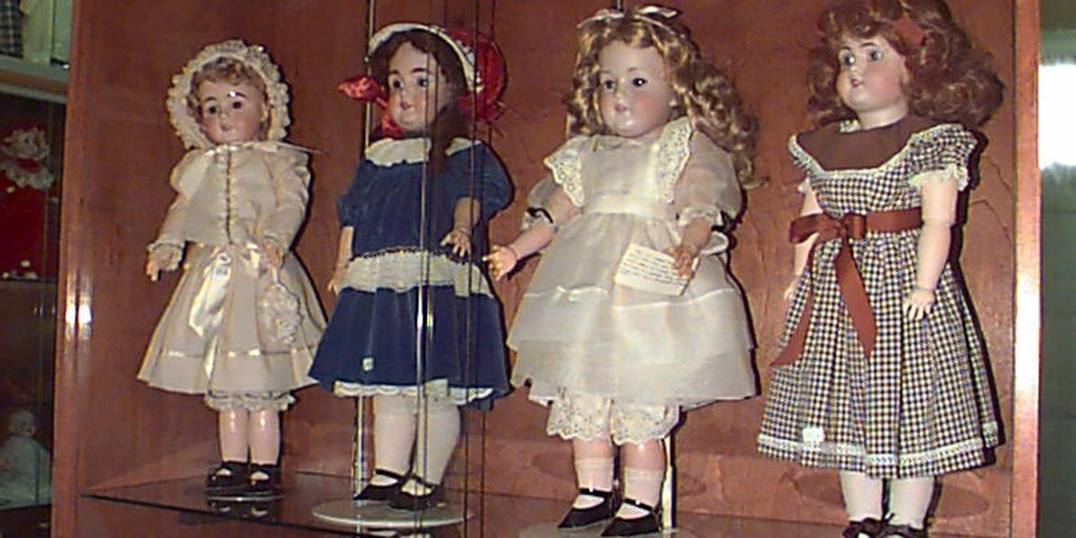 Heart of Louisiana: Dolls
