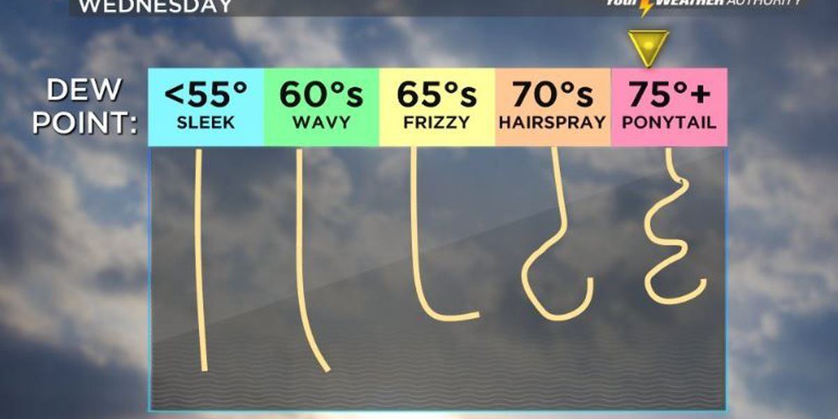 Your Weather Authority: Again, warm with rain possible