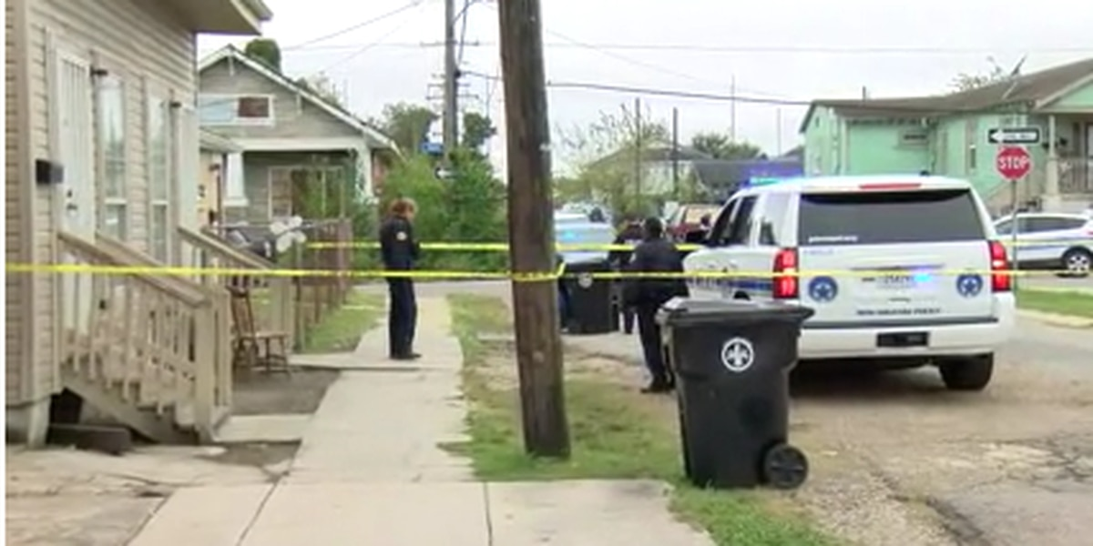 Teenager shoots herself in leg at school bus stop, NOPD says