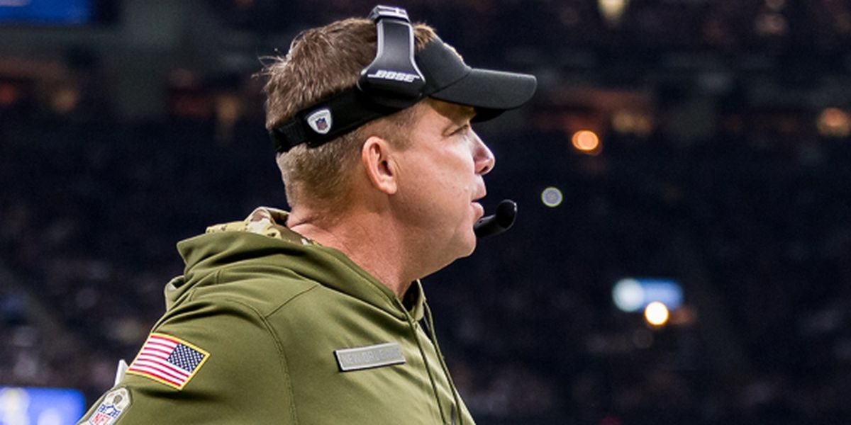 Sean Payton conference call with New Orleans media