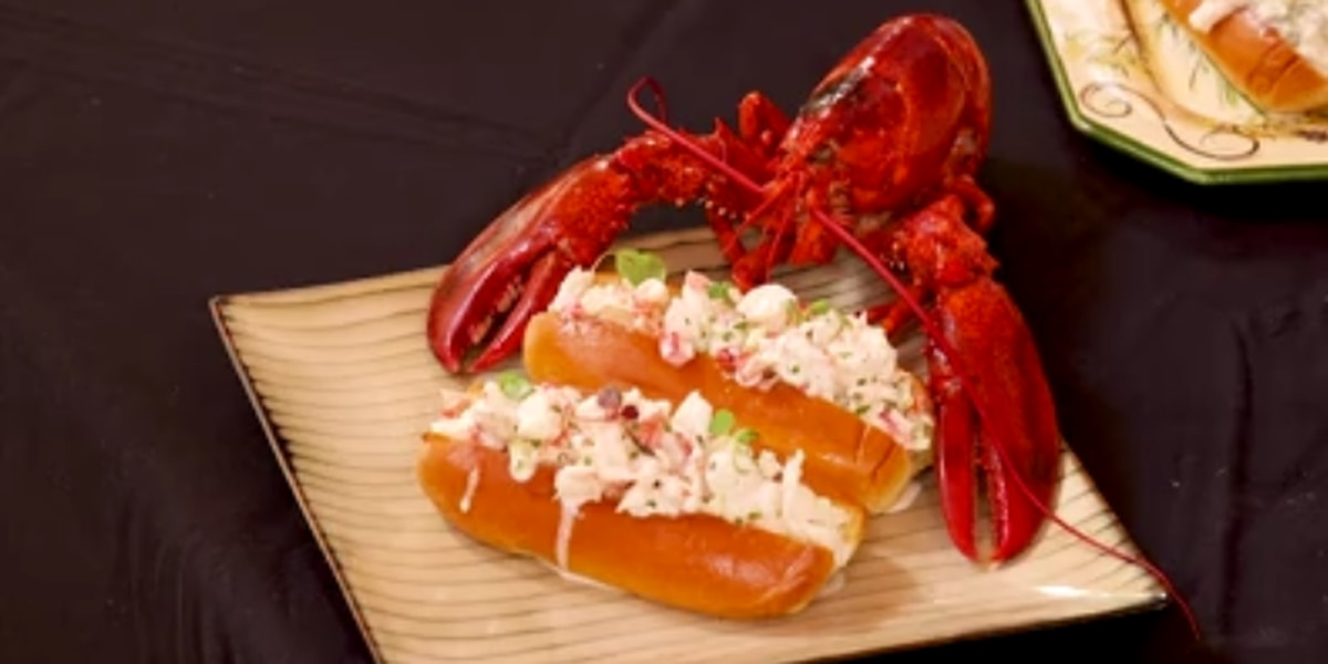 Chef John Folse: Creole-Style Lobster Rolls