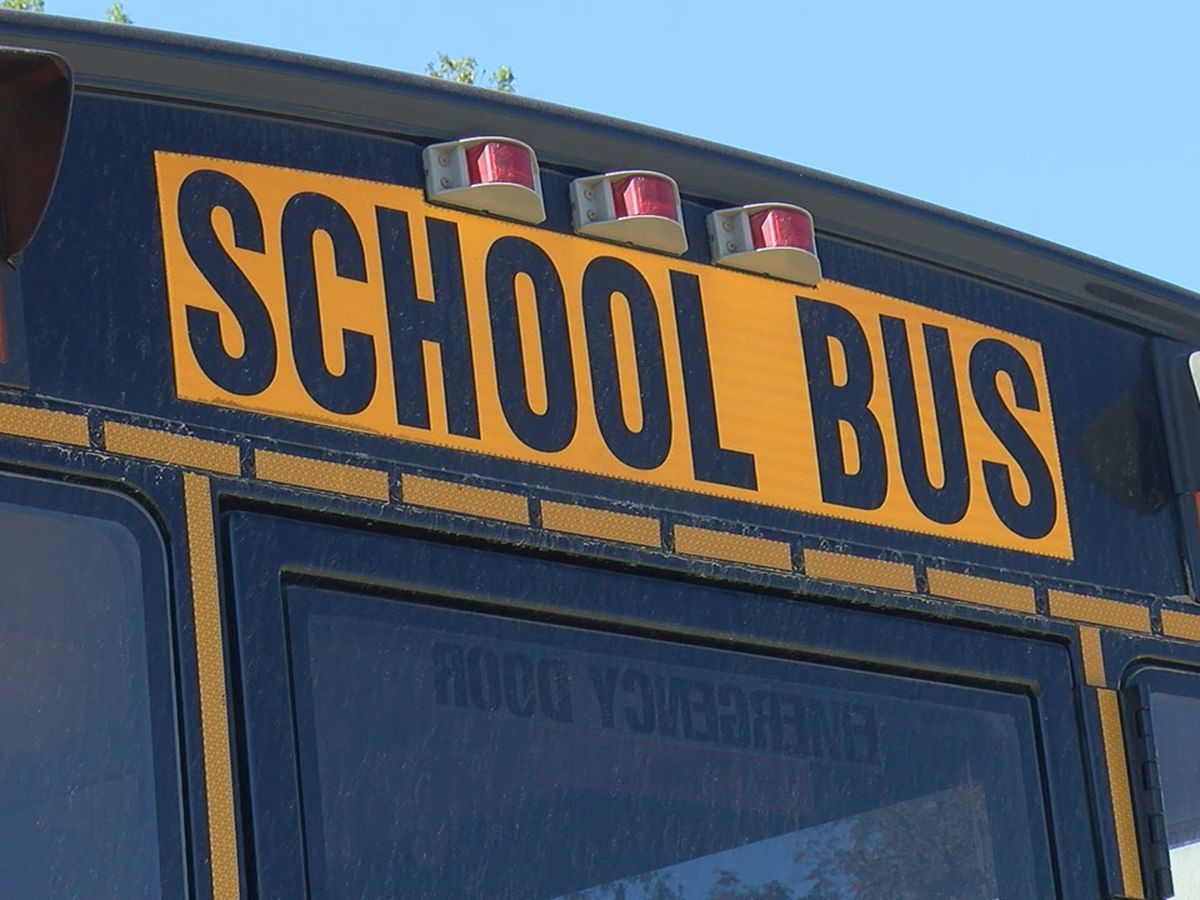 Terrebonne Parish man killed in head-on collision with school bus