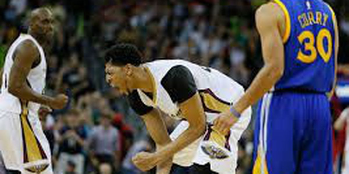 Anthony Davis believes in Pelicans' path
