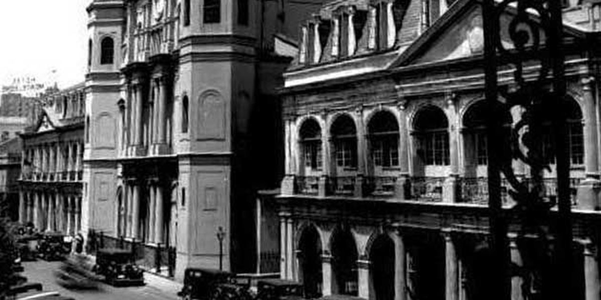 NOLA 300: 1930s home videos shows French Quarter landscape nearly unchanged