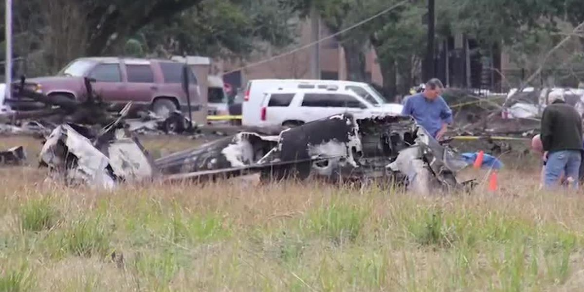 NTSB releases preliminary report on plane crash in Lafayette that killed 5 people