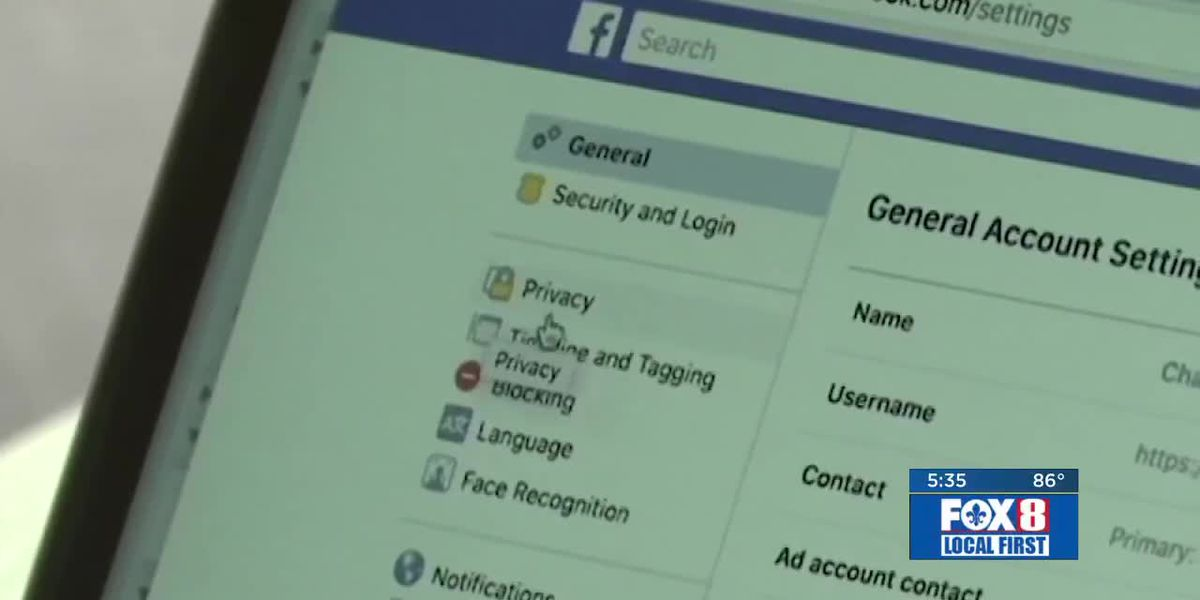Facebook announces tool to help users protect privacy