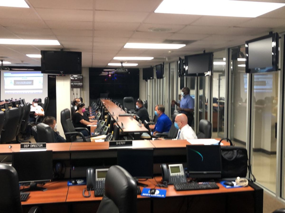 St. Tammany Parish drills for hurricane season during COVID-19 crisis