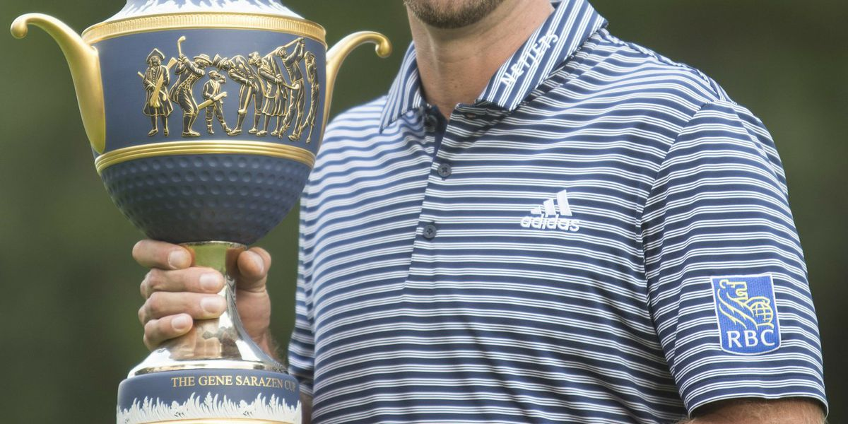 Dustin Johnson wins Mexico Championship for 6th WGC title