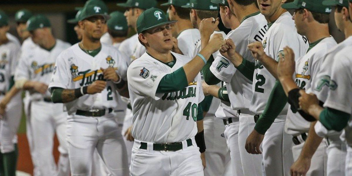 Tulane Baseball loses weekend finale, drops series to USF