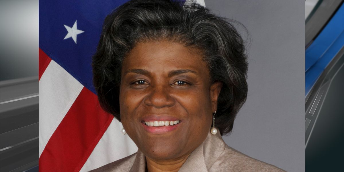 President-elect Joe Biden officially names Baker native, Linda Thomas-Greenfield, as UN ambassador