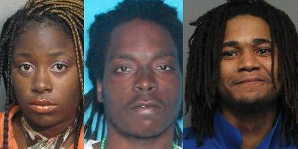 Two arrested, one sought in fatal Marrero shooting