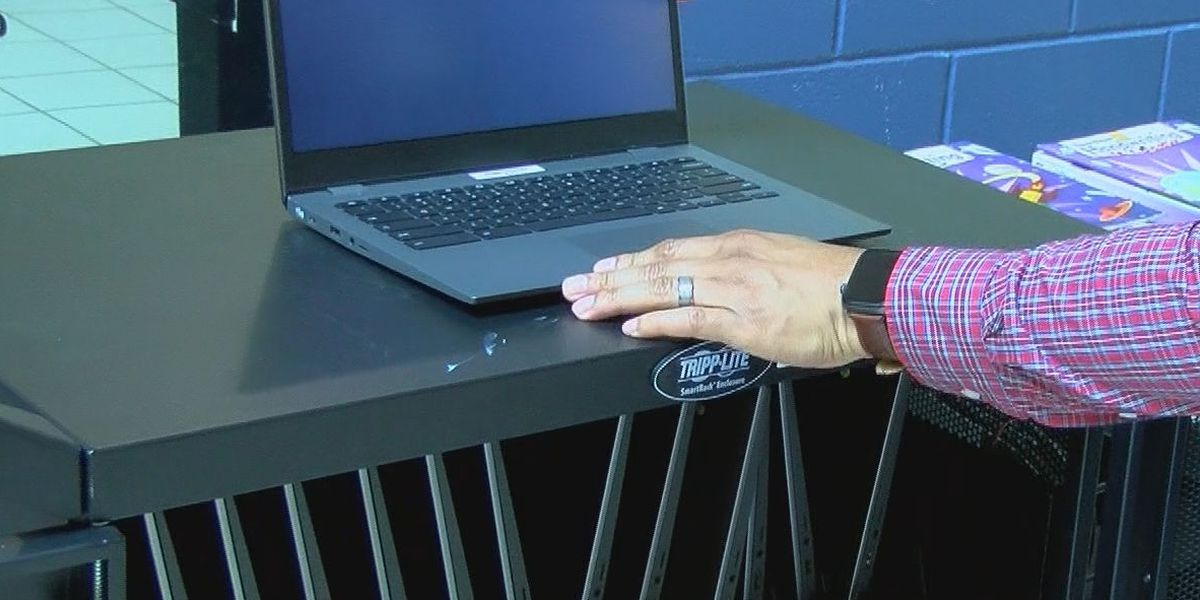Jefferson Parish Schools still waiting for thousands of Google Chromebooks to arrive