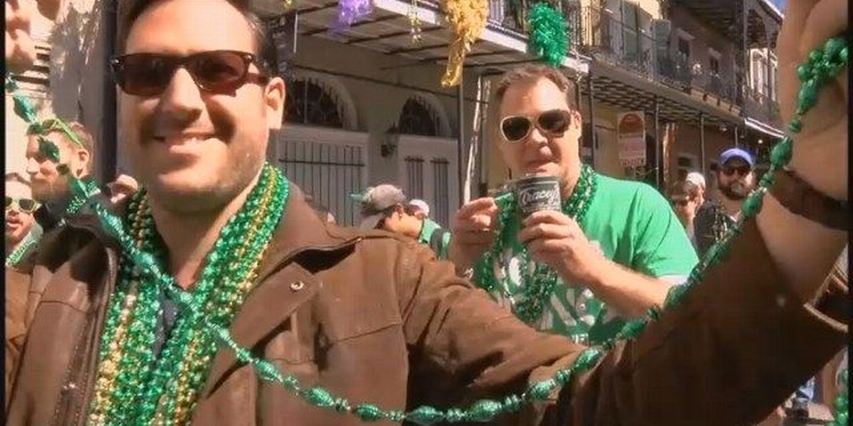 Irish Channel parade start time moved to 12:30 p.m.