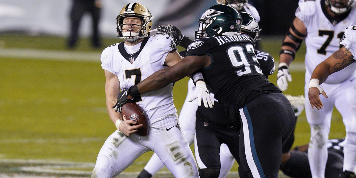 Juan's World: Saints Sleepwalk in Philly