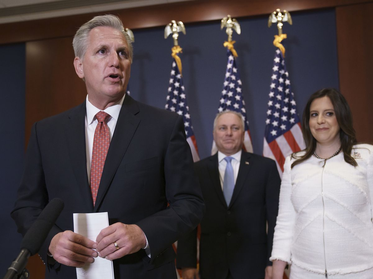 GOP Leader McCarthy opposes Jan. 6 commission ahead of vote