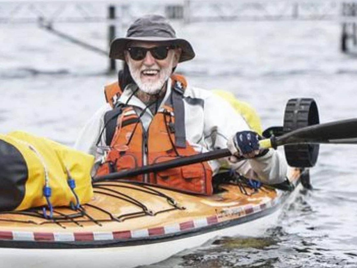 80-year-old Gulfport man is well on his way to kayaking whole Mississippi River