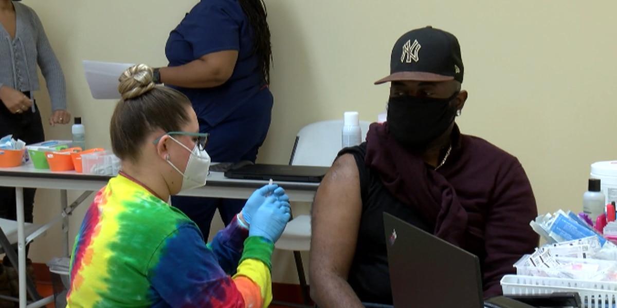 Health experts pushing vaccine awareness to underserved communities