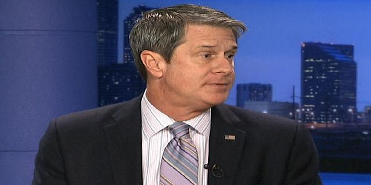 David Vitter involved in minor traffic accident