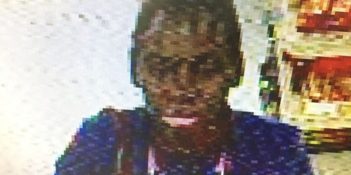 Thibodaux police looking for counterfeit cash suspect