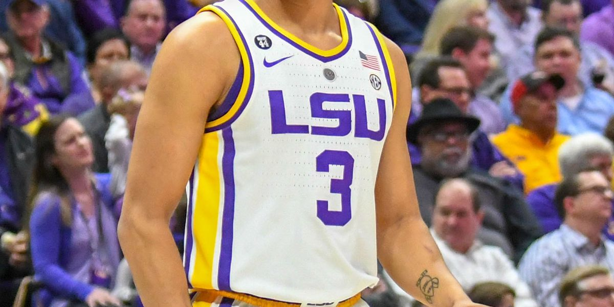 Tremont Waters named finalist for Bob Cousy Award